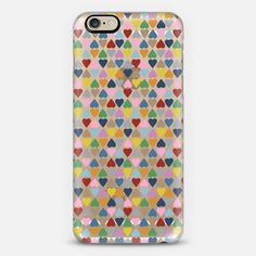 #diamond #hearts #heart #love #multi #colour #color #transparent #case #phone #iPhone #phonecase #casetify #projectm **$10 off when you use the code 5UUFAR**