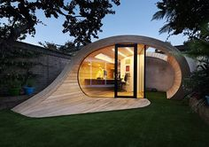 Shoffice: A Shed + Office Concept by Platform 5 Architects