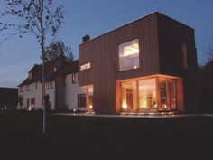 Wakelins Extension in Wickhambrook, Suffolk by James Gorst Architects