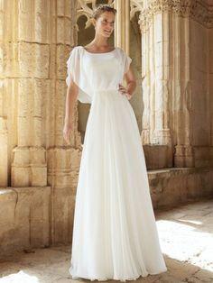 Raimon Bundó 2015: vestidos de novia elegantes y sencillos Image: 22