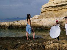 skepseis & photos: Καλλιτεχνικό Γυμνό στη θάλασσα