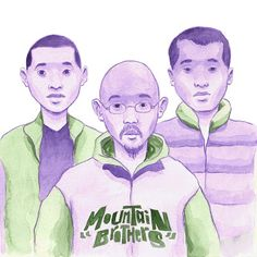 Investigate.Conversate. Illustrate  Mountain Brothers- Kindred Journey, AAPI, Apahm, Asian American, Hip hop