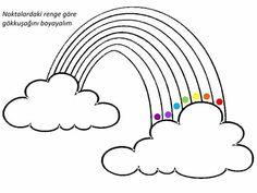 ausmalbilder regenbogen kostenlos malvorlagen windowcolor zum drucken   ausmalbilder