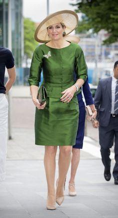 Moda 'royal': Las princesas y reinas apuestan por los estampados - Foto 9