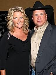 Trisha Yearwood and Garth Brooks - together since 00 - married in 05