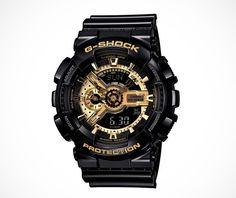 G-Shock rocks