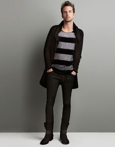 No chance dressing up my guy like this :/ well... Not with skinny jeans though!
