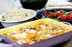 Tante Torhilds kyllingform Milk And Eggs, Egg Free, Curry, Food And Drink, Mexican, Meat, Chicken, Dinner, Cooking