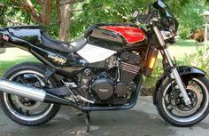 1995 Triumph Trident 900 Custom Street Bikes, Triumph Cafe Racer, Triumph Speed Triple, Trident, Motorbikes, History, Vehicles, Image, Historia