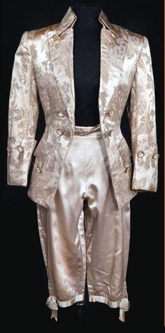 Walter Plunkett - Costume de Marquis porté par Gene Kelly - Chantons sous la Pluie - 1952