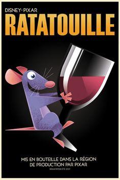 *REMY ~ Ratatouille, 2007