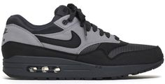 "NiKE AiR MAX 1 Black Reflective | ""i AM FROM LX 