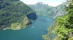 escalade en Norvège