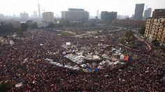July 3, 2013 Egyptian President Mohammed Mursi is removed from power.