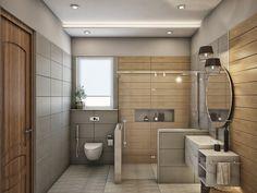 Nicely Designed #BathroomInterior and #Construction #Work by #AAA #InteriorDesign Bathroom Designs, Bathroom Interior Design, Alcove, Bathtub, Construction, Standing Bath, Building, Bathtubs, Bath Tube