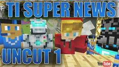 Minecraft PE 0.11.0 TI Super News Uncut - Pockets TI Contributer Special  Pockets_TI is the first person to make a donation to Technology Interpreters to help with our monthly reoccurring server costs.  EnderboyJJ and CraftyAaron ask Pockets_TI and Apok some hard questions and even attempt to fire Apok.  Check out this fun and out of control uncut episode of TI Super News.  Minecraft PE Server 1:  server1.minecraftbuildoff.com:19132 Minecraft PE Server 2:  s2.minecraftbuildoff.com:19142…