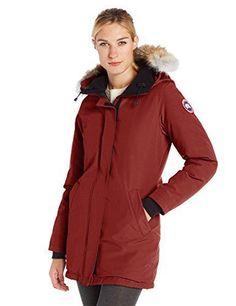 Canada Goose Resolute Parka Navy Women #AskAnyoneWhoKnows #WinterIsHere