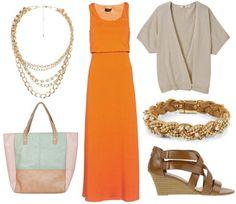 Maxi Dress: Class