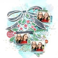 North western scrapbooking pages , no cost, may be discovered on the World-wide-web plus in scrap booking magazines. Scrapbooking design will be some of those… Scrapbook Titles, Scrapbook Templates, Scrapbook Designs, Scrapbook Page Layouts, Scrapbook Paper Crafts, Merry Stockings, Christmas Scrapbook, Christmas Photos, Christmas Layout