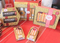 These Are A Few Of My Favorite Things…GIVEAWAY! (5) Burt's Bees Gift Sets