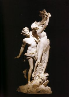 Bernini's Apollo & Daphne.