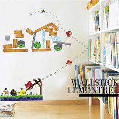 Boys 39 Room Ideas On Pinterest Angry Birds Bedroom