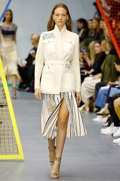 Peter Pilotto - Spring/Summer 2016 Ready-To-Wear - LFW (Vogue.co.uk)