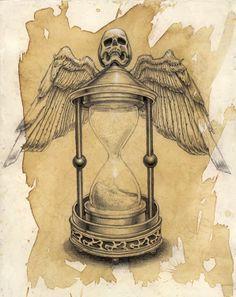 Time Flies by Randy-Cushman.deviantart.com