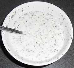Indiase Yoghurtsaus