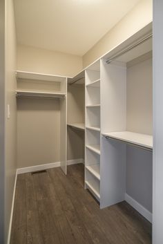 Custom Walk In Closet Organization Built Storage Makeityourown Redo