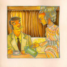 Illustration by Hilda Groenesteyn / studio Hille © 2020 Princess Zelda, Studio, Illustration, Painting, Fictional Characters, Art, Art Background, Painting Art, Kunst