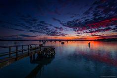 The Hamworthy Pier ... by Pawel Tomaszewicz on 500px