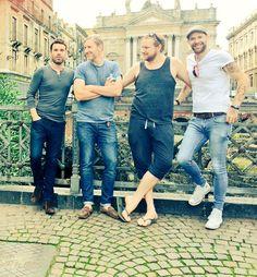 dave, jamie, alex, jamie #SELondon boys