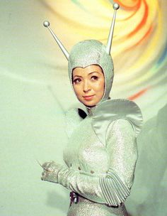 Bug Girl from outer space ...
