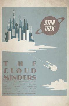 'Star Trek': Juan Ortiz reveals groovy posters for 'TOS' episodes | Hero Complex – movies, comics, pop culture – Los Angeles Times