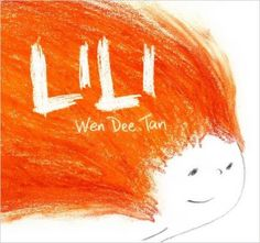 The book, Lili, which tells the story of a little girl who finds it hard to fit in due to her Children's Book Illustration, Watercolor Illustration, Illustrations, Book Sites, Green Books, Silk Screen Printing, S Pic, Childrens Books, The Book