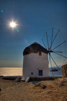 Mikonos, Grecia by sjpadron, via Flickr