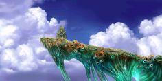 Chrono Cross - Cape Howl, Daytime (Serge's Tombstone)
