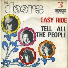 Image result for tell all the people the doors single images