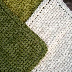 Knitting Patterns Dishcloth We Like Knitting: Chinese Waves Dishcloths – Free Pattern Knitted Washcloth Patterns, Knitted Washcloths, Dishcloth Knitting Patterns, Loom Knitting, Knitting Stitches, Crochet Patterns, Easy Knitting, Knitting Gauge, Knitting Projects