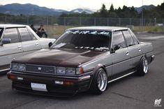 Japanese Domestic Market, Classic Japanese Cars, Classic Cars, Toyota Cressida, Car Iphone Wallpaper, Ae86, Japan Cars, Jdm Cars, Honda Civic