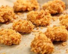 Croquettes de mozzarella aux corn-flakes Ingrédients