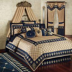 Regal Empire Comforter Bedding