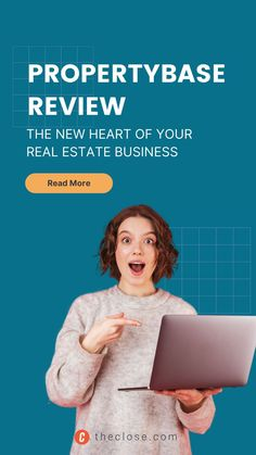 If you're looking for a new CRM or an entire lead-to-close platform for an entire brokerage, then read our Propertybase review to hear what happened when we decided to kick the tires a bit. Real Estate Business, Real Estate Marketing, Social Media Ad, New Heart, Head Start, New Kids, Marketing Tools, Lead Generation, Old And New