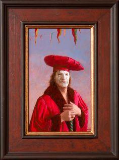 Kenne Paintings - fijnschilder