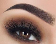 Hazel Eye Makeup, Smokey Eye Makeup, Skin Makeup, Makeup Goals, Makeup Tips, Beauty Makeup, Make Up Ojos, Ball Makeup, Eyelashes