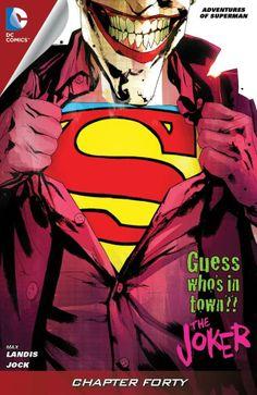Batman/superman #20 Very Fine Comics Book Top Watermelons 2013 Series