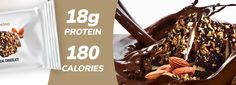 Best Tasting Protein Bars   Ca.BuiltBar.com Almond Toffee, Almond Bars, Coconut Bars, Almond Joy, Protein Bar Brands, Best Tasting Protein Bars, Chocolate Mix, Delicious Chocolate, Chocolate Desserts