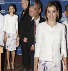 Doña Letizia y su 'set' de viaje: ¿Cómo viste en su visita de Estado a EEUU? - Foto 3