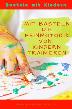Warum basteln mit Kindern so wichtig ist Why is tinkering with small children important? Outdoor Activities For Kids, Infant Activities, Family Activities, Halloween Snacks For Kids, Family Game Night, Montessori Toys, Parenting Teens, Baby Feeding, Blog